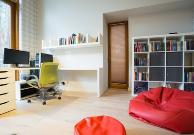 How to Create the Perfect Flex-Study Space in Your Custom Home