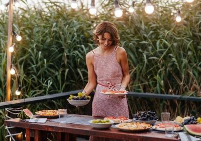 Tips for Hosting an Unforgettable Summertime Get Together