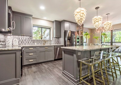 Custom Home Builders Ormond Beach Secrets Revealed: 3 Tips For Choosing the Best Kitchen Cabinets for Your Home